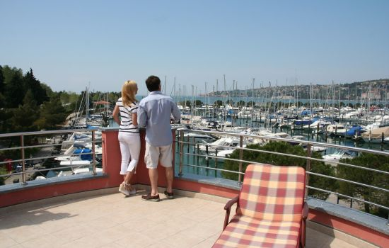 Appartements der Residence Marina****