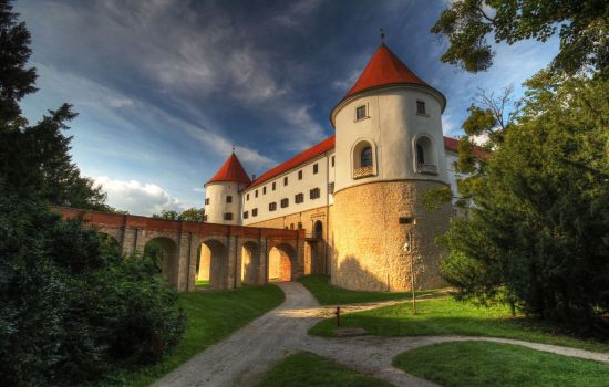 Golf Hotel Mokrice Castle****