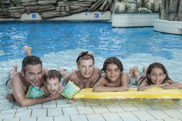 Special offer for families in Hotel Terme****