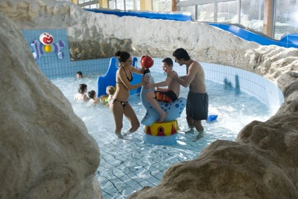 Family holidays in Hotel Aquapark Žusterna***