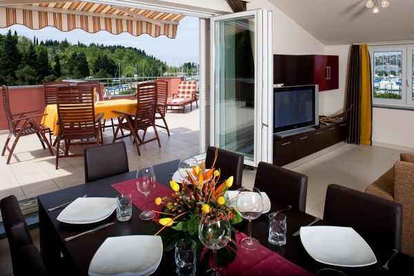 Sonderangebot in Appartments Residence Marina**** Portorož