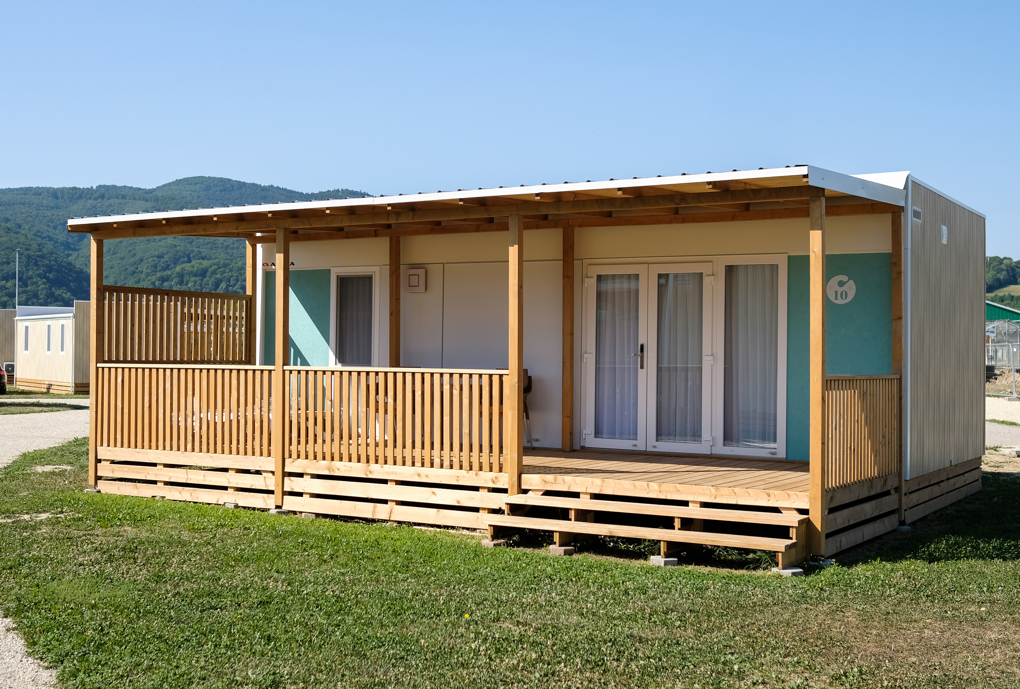 Terme village mobile homes terme ate - Di fina case mobili ...
